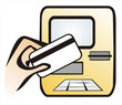 База отдыха Снежинка - иконка «банкомат» в Поспелихе