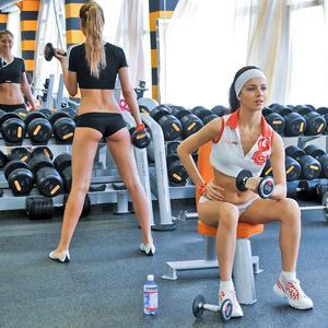 Фитнес-клубы Поспелихи