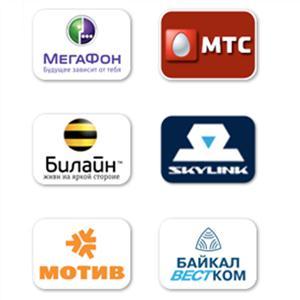 Операторы сотовой связи Поспелихи