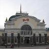Железнодорожные вокзалы в Поспелихе