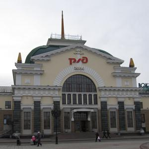 Железнодорожные вокзалы Поспелихи